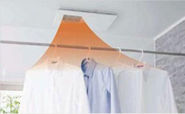 浴室換気暖房乾燥機「三乾王」
