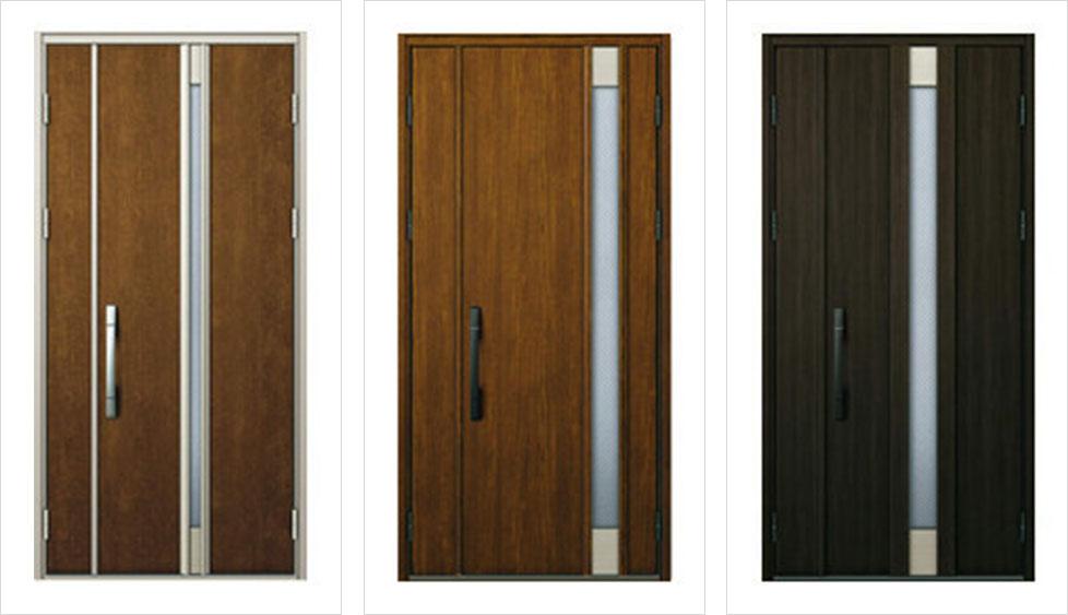 【2階建て】【平屋/メザニン】タイプ(親子ドア)