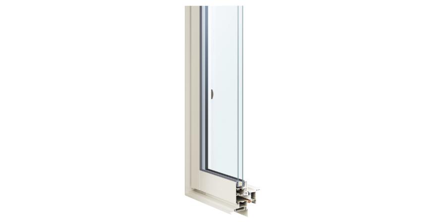 高断熱型Low-E複層ガラス